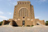 O monumento Voortrekker, Pretoria, África do Sul