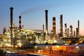 stock photo of petrol  - Oil and gas industry  - JPG