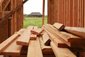Lumber For House