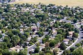 Suburbs Aerial