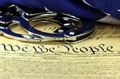 stock photo of bill-of-rights  - The Fourth Amendment  - JPG