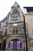 House of La Boetie, the immortal friend of Montaigne, in Sarlat, France