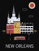 New Orleans. USA.