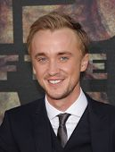 LOS ANGELES - JUL 28:  TOM FELTON arrives to the