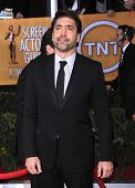 LOS ANGELES - JAN 27:  Javier Bardem arrives to the SAG Awards 2013  on January 27, 2013 in Los Ange