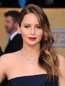 LOS ANGELES - JAN 27:  Jennifer Lawrence arrives to the SAG Awards 2013  on January 27, 2013 in Los Angeles, CA