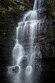 Waterfall Peak District