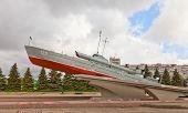 Motor Torpedo Boat Komsomolets In Kaliningrad, Russia
