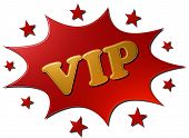 VIP Explosion & Stars