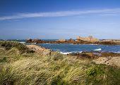 Coastal Scene On Guernsey,  Channel Islands