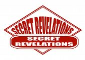 Secret Revelations Stamp