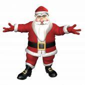 Santa Unsure