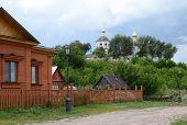 Small Street In Sviyazhsk