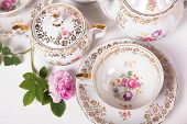 Antique Tea Set