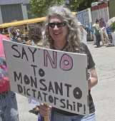 Say No To Monsanto Dictatorship