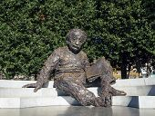 Washington, DC - Albert Einstein Memorial