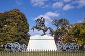 Washington, DC - Memorial to President Andrew Jackson