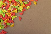 Colorful Modules Origami