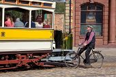Beamish Cyclist