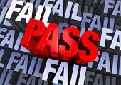 Pass Not Fail