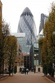 St Mary Axe London
