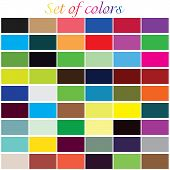 Set Of Colors