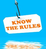 Know The Rules On Hook Displays Policy Protocol Or Law Regulations