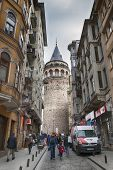 Galata Tower Editorial