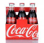 Coca-cola Classic Bottles