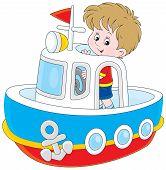 Little seaman