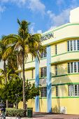 Barbizon Hotel At Ocean Drive In Miami Beach