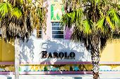Barolo Hotel And Restaurant T Ocean Drive In Miami Beach