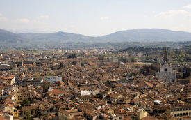 picture of mezcal  - View of Florence from the campanile Giotto - JPG