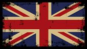 Grunge British Background 2