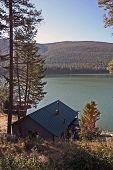 Lakeside Cabin Loon Lake BC