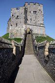 Castle Medieval English Arundel poster