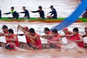 Boat Racing In Thailand