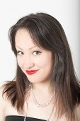 Girl With Brown Eyes