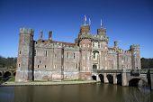Herstmonceux Castle East Sussex England