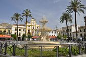 Plaza In Merida