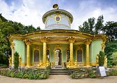 Potsdam, Germany China House tea house.