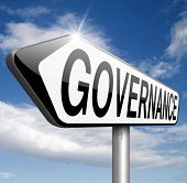 governance decision making good fair and consistent management of a corporate or global project consistent reliability