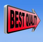 best quality guarantee label qualities certificate 100% guaranteed top product