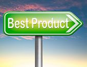best product sign top quality guaranteed premium choice