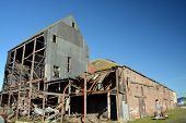 Historic Wood's Flour Mill Awaits Renovation
