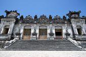 Dinh Tomb Vietnam