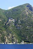 Simonopetra Monastery. Holy Mount Athos.
