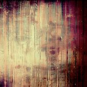Rough vintage texture. With different color patterns: yellow, brown, gray, purple (violet)