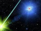 Sky  Stars  Constellation Comet