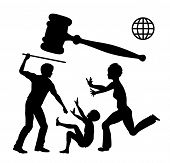 picture of punish  - Appeal to stop any form of corporal punishment worldwide by law - JPG